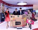 LG tặng TV cho khách hàng dịp Tết