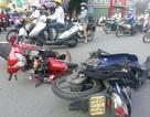 Hai học sinh lái xe máy đâm nhau, cả 2 nguy kịch