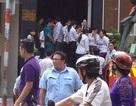 Cháy tại trụ sở UBND phường, hàng chục người nhốn nháo