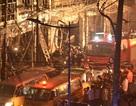1 người tử vong trong vụ cháy nhiều ngôi nhà giữa trung tâm TPHCM