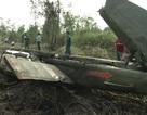 Quân chủng Phòng không-Không quân chủ trì điều tra vụ máy bay rơi