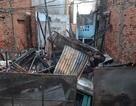 Căn nhà hoang bất ngờ bốc cháy