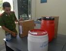 Triệt phá cơ sở sản xuất sữa giả dành cho bà bầu và trẻ em