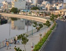 Diện mạo mới của dòng kênh Tân Hóa - Lò Gốm