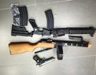 """Chặn 3 khẩu súng đồ chơi nguy hiểm """"bay"""" từ Mỹ về Việt Nam"""