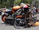 Người đàn ông quốc tịch Mỹ lái xe 1.000 phân khối gây tai nạn