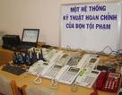 Bắt giữ 24 nghi can người Trung Quốc lừa đảo công nghệ cao
