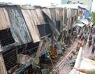 Cháy lớn thiêu rụi 14 phòng trọ, 1 quán nhậu và 1 kho hàng