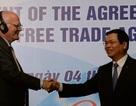 Việt Nam-EU kết thúc cơ bản đàm phán thương mại tự do