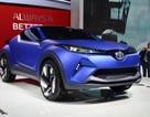 Toyota C-HR - Đối thủ tương lai của Nissan Qashqai