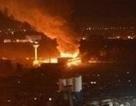 Trung Quốc hứng chịu vụ nổ mới ngay sau thảm họa tại Thiên Tân