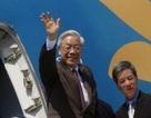 Tổng Bí thư đến Tokyo, bắt đầu chuyến thăm chính thức Nhật Bản