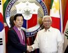 Hàn Quốc và Philippines ký thỏa thuận bảo mật thông tin quân sự