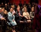 Đệ nhất phu nhân Trung Quốc khoe giọng tại trường nghệ thuật Mỹ