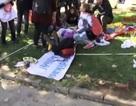 Nổ lớn liên tiếp rung chuyển thủ đô của Thổ Nhĩ Kỳ, 20 người chết