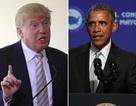 """Ông Obama chê Donald Trump chỉ là """"sao truyền hình thực tế cổ điển"""""""