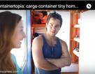 Người trẻ San Francisco sống trong container vì giá thuê nhà đắt đỏ