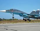 Quay chậm cảnh máy bay Nga xuất kích diệt IS