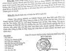 """Hà Nội: Mua cổ phần Hacinco, 23 nhà đầu tư bỏ """"tiền tươi"""" đi """"đuổi vịt trời"""" suốt 10 năm"""