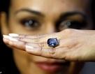 Viên kim cương xanh đắt nhất thế giới sắp được bán đấu giá