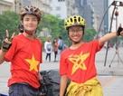 Đạp xe xuyên Việt làm từ thiện