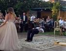Cô dâu yểm bùa treo chú rể lơ lửng trong không khí
