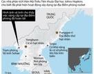 [Infographics] Các cơ sở tên lửa, hạt nhân của Triều Tiên