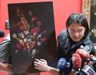 Cậu bé Đài Loan vô tình làm thủng bức họa 1,5 triệu USD