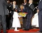"""Obama phá """"thuyết âm mưu"""" về chuyến thăm quê Kenya"""