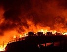 Những vụ nổ khu công nghiệp, nhà máy kinh hoàng ở Trung Quốc