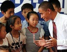 Chàng trai trẻ kiếm bộn tiền nhờ giống tổng thống Obama