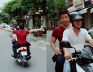 """12 sao Việt bị """"tiếng xấu"""" vì vi phạm luật giao thông"""
