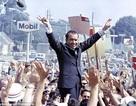 Mẩu giấy bí mật hé lộ suy nghĩ của Nixon về chiến tranh VN
