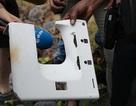 Tìm thấy vật thể nghi là cửa sổ máy bay MH370