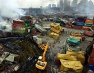 Vụ nổ khu công nghiệp ở Thiên Tân: Số người chết tăng lên 104