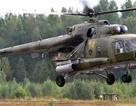 Nga: Trực thăng Mi-8 rơi xuống biển, 5 người chết