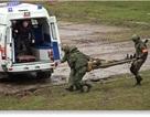 Binh sĩ Nga nổ súng sát hại 3 đồng đội