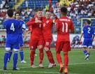 Đại thắng San Marino, Anh chính thức giành vé dự Euro 2016