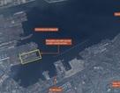 Ảnh vệ tinh tiết lộ Trung Quốc chế tạo tàu sân bay nội địa đầu tiên