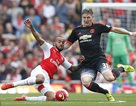 Arsenal 3-0 Man Utd: Ngày của Sanchez