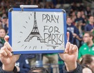 Thế giới cầu nguyện cho Paris