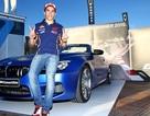 Marquez lần thứ 3 liên tiếp giành BMW M Adward