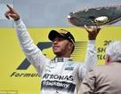 """Chặng 11 F1 2015: Mercedes-AMG """"vô đối"""""""