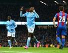 Vùi dập Crystal Palace, Man City hiên ngang vào tứ kết
