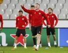 Man Utd chỉ tập nhẹ trên đất Bỉ