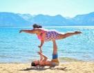 Dẻo dai với yoga dù thân hình quá khổ
