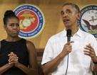 Tổng thống Obama tới thăm các binh sĩ đúng ngày Giáng sinh