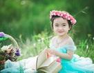 """Bé gái Lâm Đồng đẹp như thiên thần """"đốn tim"""" dân mạng"""