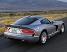 Chrysler sẽ ngừng sản xuất dòng siêu xe Dodge Viper