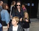 Mẹ con Angelina Jolie thu hút sự chú ý khi đi xem kịch